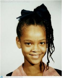 Young Rihanna