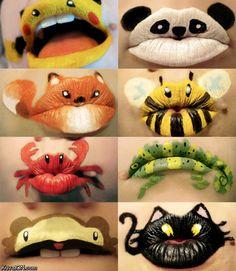 World's smallest Halloween costumes.