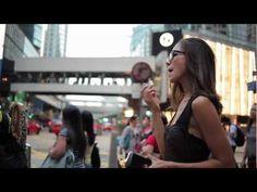 When Hong Kong Is a Woman. A narrative about culture interpreted through gender. Louis Vuitton