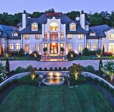 Dream Home ~ luxury home, dream home, grand mansion, wealth and pure elegance!!!