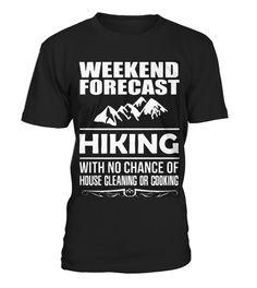 T shirt Hiking  camping front 3