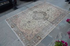 Anatolian rug,overdyed rug,wool rugs,antique rugs,bohemian rugs,turkish rugs #turkish #turkish