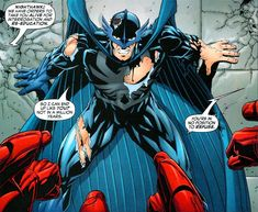 Kyle Richmond, the original NIGHTHAWK, debuted as a supervillain in the final panel of The Avengers #69 (Oct. 1969), a superhero team in the mainstream Marvel Comics continuity the company designates Earth-616. The story arc introduced the supervillain team the Squadron Sinister, whose four members were loosely based on heroes in DC Comics' Justice League of America, with Nighthawk based on Batman.