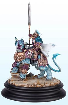 Astral Templar Lor-Celestant, love the paint job!
