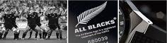 All Blacks – 680164 – Montre Homme – Quartz Analogique – Digital – Cadran Noir – Bracelet Plastique Noir