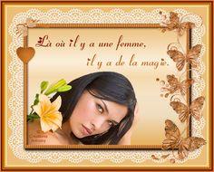 Cartes Journée de la femme 1 - Créations Armony