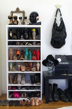 Fashion Filled Closet