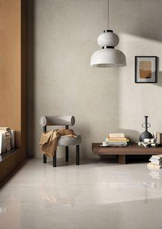 Ease - Gruppo Cerdisa Ricchetti Tile Design, Pattern Design, Limestone Tile, Steel Art, Linear Pattern, Porcelain Tile, Easel, Mosaic Tiles, Decoration