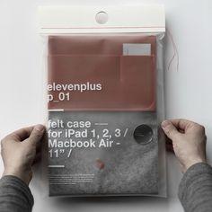 11+ Felt Case - iPad/Air | Leibal