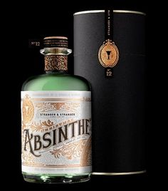 beautiful bottle of absinthe. would love to add this to my collection