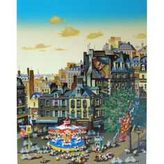 Carousel by Hiro Yamagata
