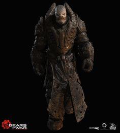 Gears of War: Ultimate Edition - Raam update, Jonathan Fletcher on ArtStation at https://www.artstation.com/artwork/ay5Zk