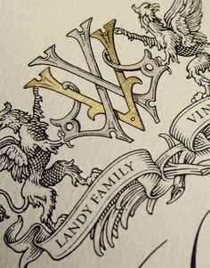 22 Inspirational Examples of Vintage Typography | Branding / Identity / Design