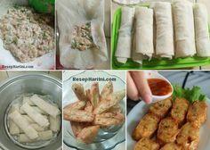 Resep Rolade Ayam Kulit Lumpia Dan Cara Membuat Rollade Daging Ayam Lengkap Olahan Rolade Kukus Serta Cara Mengolah Rolade Daging Homemade dan Rolade Sehat