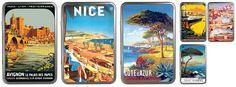 Collection Provence – Alpes – Côte d'Azur : retrouvez un large choix de visuels de cette belle région ! #delaunayleveille #produitsregionaux