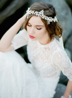 Bride La Boheme Accessories | Jemma Keech | Bridal Musings Wedding Blog 9