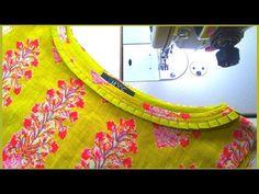 Boat neck kurti with pleats Chudidhar Neck Designs, Neck Designs For Suits, Neckline Designs, Blouse Neck Designs, Boat Neck Wedding Dress, Boat Neck Dress, Kurti Sleeves Design, Kurta Neck Design, Boat Neck Kurti