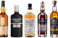 From Royal Brackla to Craigellachie, these are the best single malts in the world