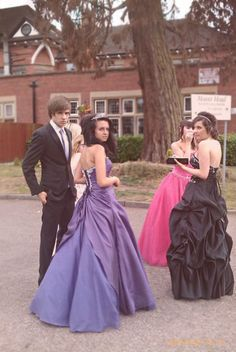 Liam is so handsome! I guess this was his prom :)