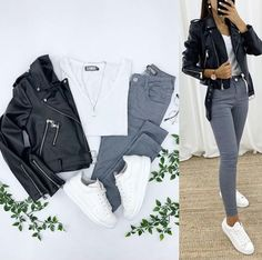 Cute Comfy Outfits, Casual Winter Outfits, Pretty Outfits, Beautiful Outfits, Stylish Dresses For Girls, Outfits For Teens, Stylish Outfits, Kpop Fashion Outfits, Mode Outfits