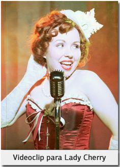 "Lady Cherry para ""The show"" nuevo videoclip de 'The Ladies'"