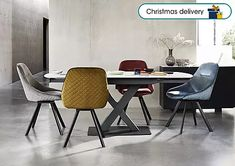 Make every meal a stylish dining experience with a beautifully crafted dining table from Furniture Village. Compact Dining Table, Circular Dining Table, White Dining Table, Pedestal Dining Table, Modern Dining Table, Extendable Dining Table, Dining Room Table, Furniture Village, Dining Furniture