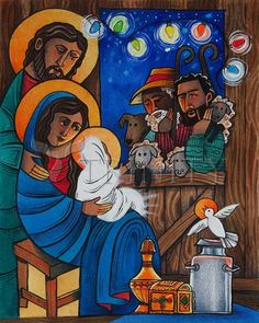 Christmas Light by Br. Mickey McGrath