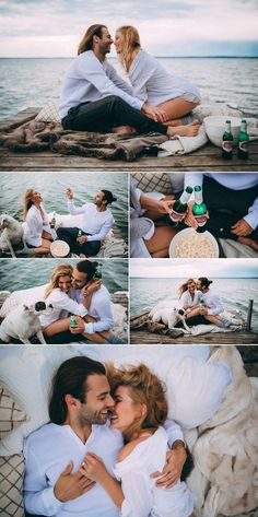 How to Set the Scene for Your Engagement Photos