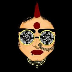 New Funny Art Painting Ideas Bts Design Graphique, Art Graphique, Art And Illustration, Doodle Art Posters, Pop Art Posters, Rajasthani Art, Grunge, Indian Folk Art, Cherokee Indian Art