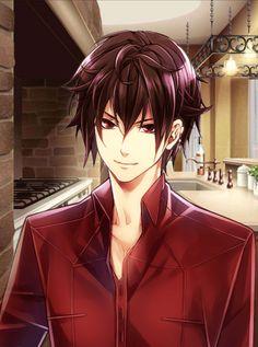 Hot Anime Boy, Cute Anime Guys, Anime Love, Hottest Anime Characters, Anime Films, Midnight Cinderella Alyn, Otaku Anime, Manga Anime, Male Harem