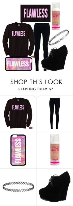 """""""Gotta Stay That Way FLAWLESS"""" by lovelyprincess2 ❤ liked on Polyvore featuring moda, NIKE, Barry M e Forever Link"""