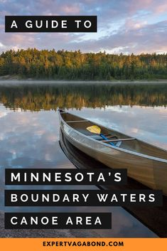 Outdoor Travel usa If youre looking to get away, unwind, and reconnect with nature, you really cant beat a backcountry canoe trip into Minnesotas pristine Boundary Waters Canoe Area. Canoe Camping, Canoe Trip, Campsite, Whitewater Kayaking, Canoeing, Kayaking Trips, Backpacking Trips, Us Travel Destinations, Boundary Waters