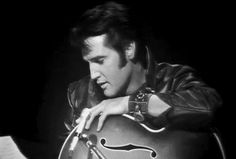 Elvis sit down shows live on June 27, 1968