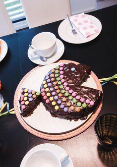 Sonnenseiten: Last-Minute-Geburtstagskuchen für den zweiten Geburtstag meiner Tochter