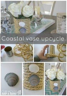 Budget DIY Vase Idea