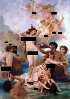 La civilización censura...