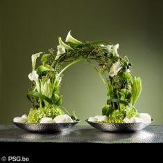 calla arch design