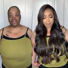 Brazilian Body Wave Lace Frontal Wig With Baby Hair For Women Pre Plucked Bleached Knots Cheap Human Hair, Human Hair Lace Wigs, Ariana Grande Real Hair, Brown To Blonde Balayage, Blonde Hair, Ash Blonde, Body Wave Wig, Natural Hair Styles, Long Hair Styles