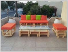 Out Class Pallet Outdoor Setting Plans