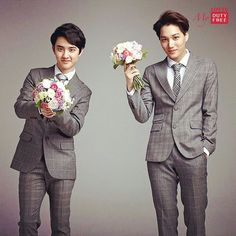 Find images and videos about exo, kai and exo-k on We Heart It - the app to get lost in what you love. Kaisoo, Sehun Oh, Chanyeol Baekhyun, Suits Korean, Kim Jong Dae, Exo Couple, Xiuchen, Do Kyung Soo, Btob