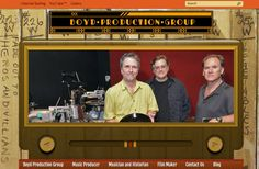 Site Builds @The Beach Boys