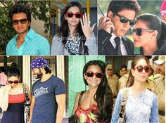 Bollywood's favorite Ray Ban Wayfarer's can be yours for a sweet discount with FreeCharge.com Ray Ban coupon