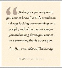 Toni Umbarger | Thoughtseeds | C S Lewis Quote