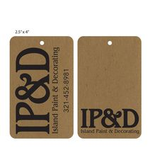 Retail, Boutique and Merchandise Tags | St. Louis Tag Co. Custom ...