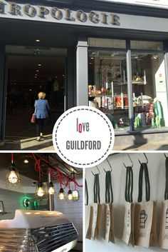 We share our favourite local finds in Guildford, including great cafés, highlights from the Farmer's Market and the latest displayis in Anthropologie. Click through to discover more