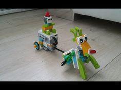 Lego Wedo 2.0 Santa claus - YouTube