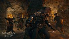 Assassin's Creed: Unity – la modalità cooperativa Heist in video!