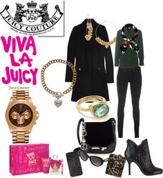 """Juicy Couture"" by lcheatwood2000 on Polyvore"