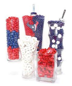 Houston Texans Candy Buffet Kit