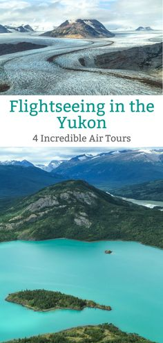Flightseeing in the Yukon- 4 Incredible Air Tours from Whitehorse, Dawson City, and Kluane National Canada Travel, Travel Usa, Travel Tips, Travel Advise, Travel Info, Travel Ideas, Cool Places To Visit, Places To Travel, Travel Destinations